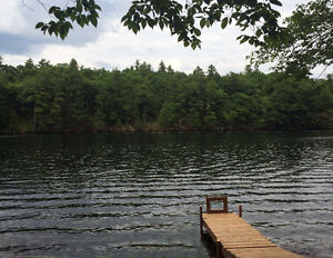 Waterfront Cottage on Trent-Severn Waterway, Over 1/2 Acre Lot