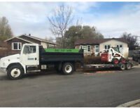 Excavation, trenching and hauling