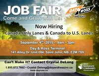 Job Fair Saint John!!!