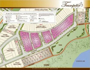 TRUMPETER TOWNHOMES - NO CONDO FEES - PARK TRAIL FACING HOMES Edmonton Edmonton Area image 12
