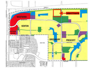 14.6 Acre Development Land - Spruce Grove