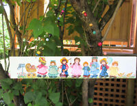 Tole Painted Wood Sign - GRAMA'S HOUSE - Parade of Children.
