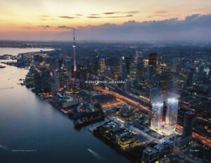 Lakeside Residences at  Toronto's waterfront- for Sale