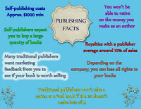 Affordable Publishing Services - Books, Music & Video