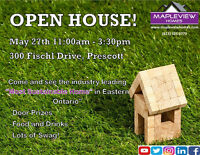 Open House - Most Sustainable Home in Eastern Ontario