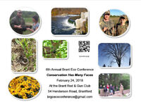 6th Annual Brant Eco Conference