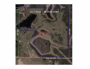 129 Acres for Sale