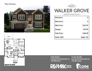 Welcome To Walker Grove Lot 23 St. John's Newfoundland image 2
