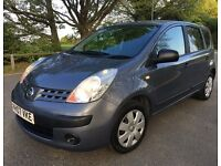 Nissan note 1.4 hpi clear 60000 miles