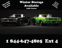 Moving / Storage motorcycles $299 , cars $699 for the winter