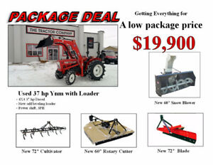 37 hp 4X4 Acreage Package