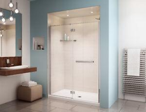 Brand new Inline Shower Door!