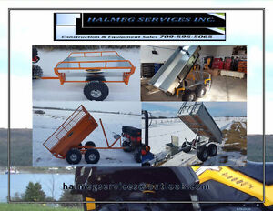 ATV OFFROAD TRAILERS ****LIMITED QUANTITIES****