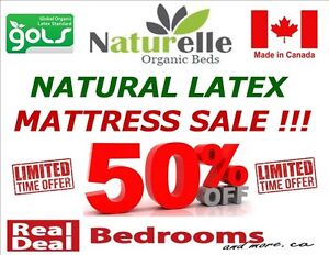 LATEX MATTRESS SALE VICTORIA BC NATURELLE LATEX MATTRESS SALE