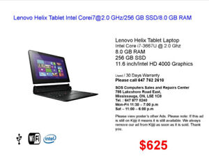 Lenovo Laptops for Sale (Prices .............. $125 to $899)