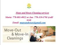 Mops & Roses cleaning services