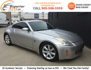 2004 Nissan 350Z Coupe (2 door)-  WE FINANCE - APPLY TODAY!***