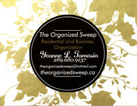 Cleaning/Organizing/Moving Services for Greater Hamilton