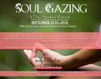 Soul Gazing, a spiritual retreat in the Canmore rockies