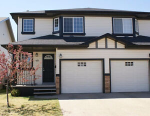 House (duplex) for Rent - Red Deer