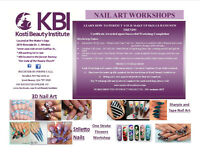 3D Nail Art Workshop