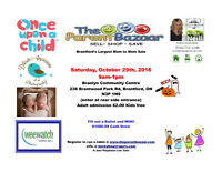 The Parent Bazaar - Brantford's Largest Mom 2 Mom sale