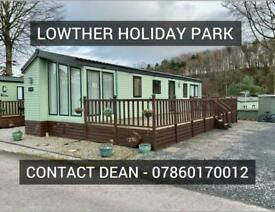 Static caravan holiday home for sale Cumbria Lake District Ullswater Cheap fees