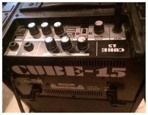 CUBE 15 Amplifier
