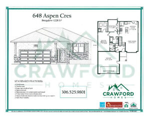 $379K NEW PILOT BUTTE BUNGALOW --LOT, HOUSE, LEGAL INC