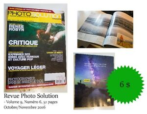 "Revue ""Photo Solution"""
