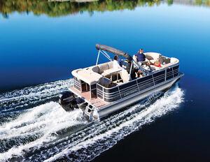 Pontoon - Legend BayShore Cruise