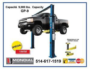 Hoist Pont elevateur / Lift mecanique / machine a pneu-balancer