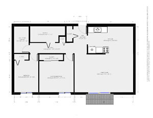 Huge West End 2 Bedroom Family Apartment