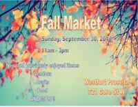 Westfort Fall Market
