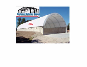 SALT AND SAND STORAGE FABRIC BUILDING SOLUTIONS