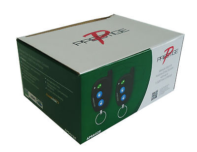 Prestige Remote Starter & Keyless Entry System with Up to 1000 Feet of Range