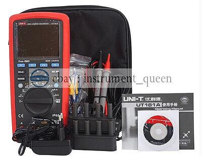 Uni-t Ut181a Auto Range Multimeters Dmm Capacitance Temperature Resistance Meter