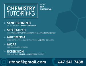 Chemistry Tutoring Toronto