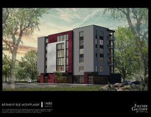 Appartement de ville , Immeuble de prestige, Drummondville