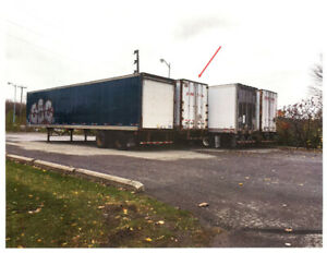 40 Ft Trailer in good shape - FRUE; MODEL 147; REMORQUE