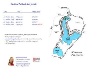Indian lake lots for sale