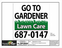 lawn mowing services and lawn care