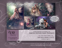 Limited Edition Fairy Portraits