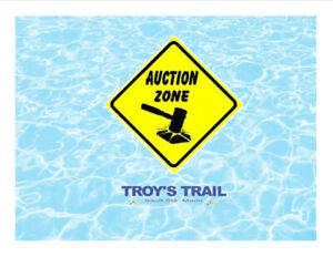 FUNDRAISER- AUCTION ITEMS FOR TROY'S TRAIL SSM