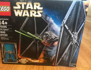 LEGO Star Wars TIE Fighter Set 75095 UCS Retired Ultimate Collectors Series NEW