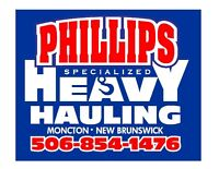 Heavy Haul & Flatbed Truck Drivers Wanted