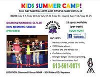 Kids summer camp!