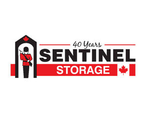 Sentinel Storage Merchandise 50-75% off! Limited time only!