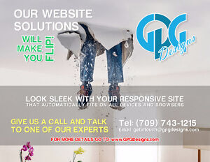 Are You Happy with your Website? St. John's Newfoundland image 2