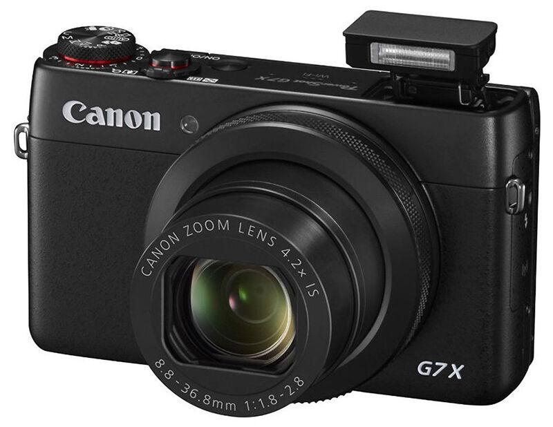 A Comparison of Canon PowerShot Cameras